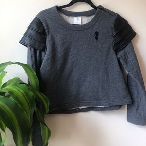 Disney Incredibles Edna Mode Sweater Small